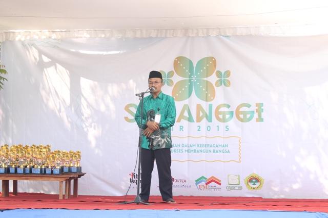 Sambutan Drs KH M Nur Salim MPd FKUB