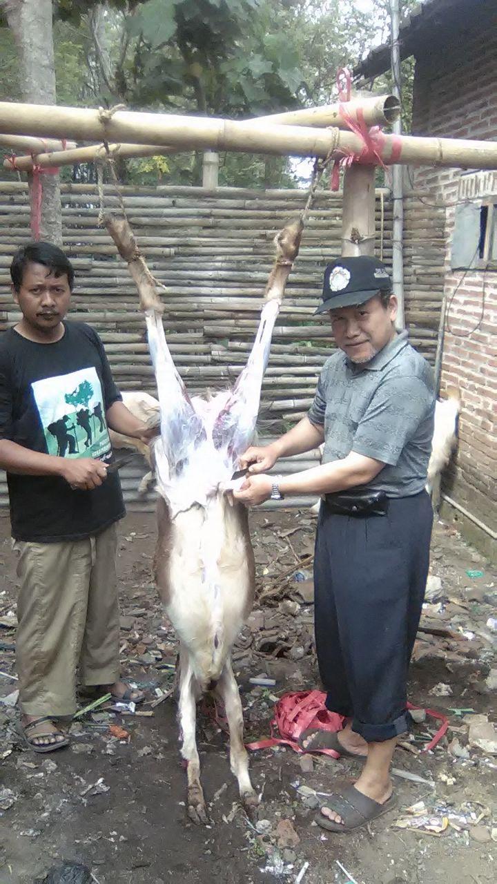Penasehat DPD LDII Kabupaten Malang Drs. Alfan