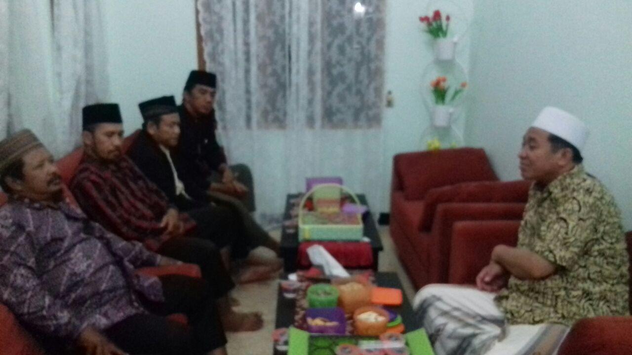 LDII Audiensi ke Kepala kantor Urusan Agama (2)
