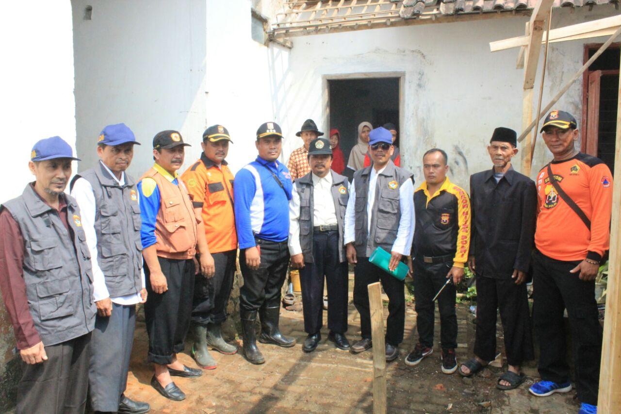 LDII Membantu Bencana Puting beliung Lang Lang (2)