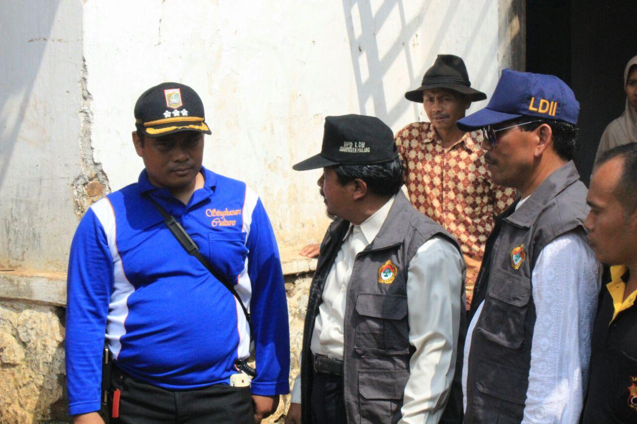 LDII Membantu Bencana Puting beliung Lang Lang (4)